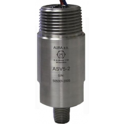 Aktivní snímač vibrací ASV5-1(M), ASV5-2(M) Ex